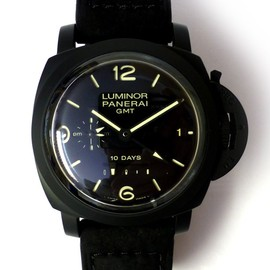 PANERAI - Luminor 1950 10Days GMT Ceramic PAM335M