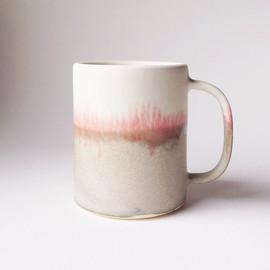 paper and clay studio - Limited Edition Winter Landscape Mug (No. 2)