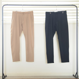 YAECA - 2Way Slim Pants