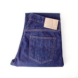 ordinary fits - 5pocket ankle denim