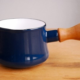 DANSK - BISTRO Butter Warmer Blue