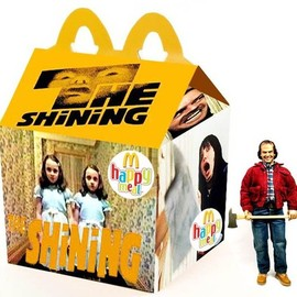 McDonald's - Happy Meals for Horror Film Fans  / Shining