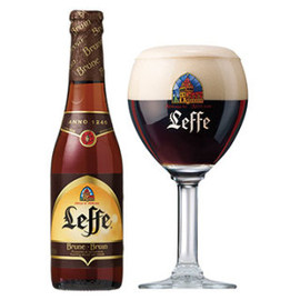 leffe - brown
