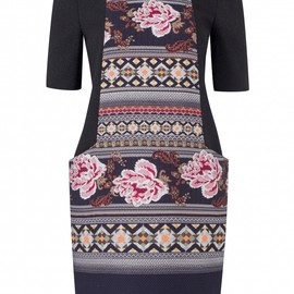 Matthew Williamson - Floral Folk Tunic Dress