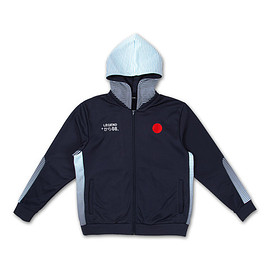 Pink+Dolphin - Rising Sun Track Jacket