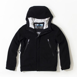 nanamica×THE NORTH FACE - Wingstopper Jacket