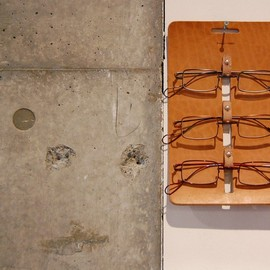 Hender Scheme - glass wall holder