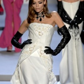 CHRISTIAN DIOR - HC FW 2007 BY JOHN GALLIANO