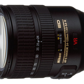 Nikon - AF-S VR Zoom-Nikkor 24-120mm f/3.5-5.6G IF-ED