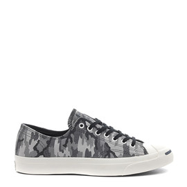 CONVERSE - JACK PURCELL LEATHER CAMO LTT OX / PHANTOM