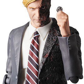 MEDICOM TOY - MAFEX HARVEY DENT