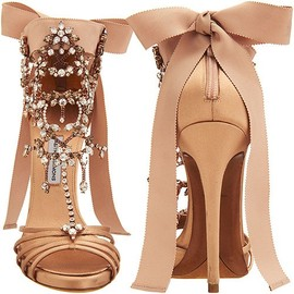 Tabitha Simmons - Chandelier Sandals