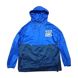 QUARTER SNACKS - SIXTH SENSE JACKET (Blue/Black)