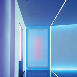 James Turrell - Light Art Piece