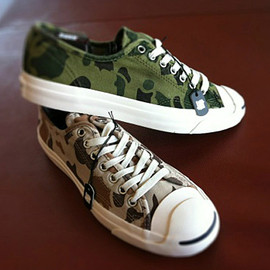 CONVERSE - CONVERSE Jack Purcell   Duck Camo | Available Now