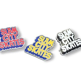 Slam City Skates - Slam City Skates Enamel Pin Badge