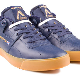 Palace Skateboards - Palace x Reebok Workout Navy