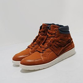 Puma - Barrington Mid - Glazed Ginger/Navy