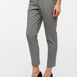 URBAN OUTFITTERS - Cooperative Cropped Cigarette Trouser
