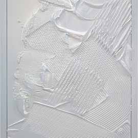 Anselm Reyle - 'White Earth', 2009, Gagosian