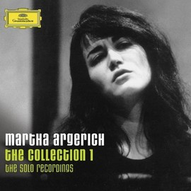 Martha Argerich - Collection 1: The Solo Piano Recordings