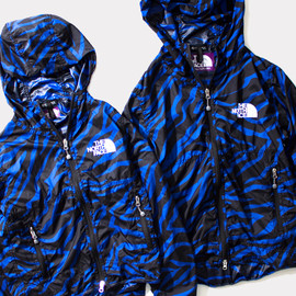 THE NORTH FACE - Black&Blue Zebra Collection
