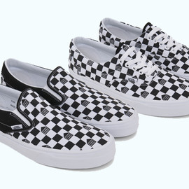 VANS, Dover Street Market - Dover Street Market x Vans Checkerboard Collection