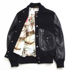Schott NYC, Ron Herman - Varsity Jacket