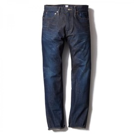 HEAD PORTER PLUS - USED SKINNY DENIM PANTS