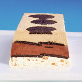 Martha Stewart - Frozen Mocha Toffee-Crunch Terrine