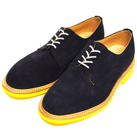 Mark McNairy New Amsterdam - NAVY BUCK. YELLOW SOUL
