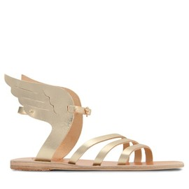 Ancient Greek Sandals - Wing motif sandal/GD