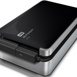 Western Digital - WD My Passport Pro 4TB