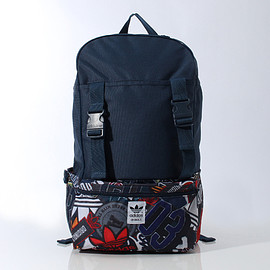adidas originals - BADGE BACKPACK PLUS