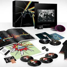 PINK FLOYD - Pink Floyd The Dark Side Of The Moon Immersion Box Set Stock