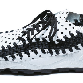 "NIKE - AIR FOOTSCAPE WOVEN ""Polka-dot"""