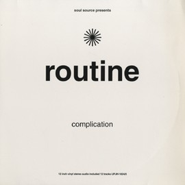 Various Artists - Routine Complication / Polydor