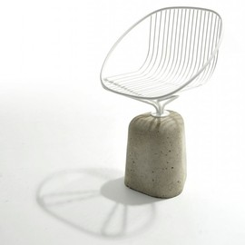 gautier pelegrin - Solid shell chair