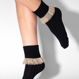 American Apparel - Girly Lace Ankle Socks