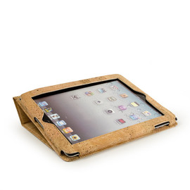 Corkor - Cork iPad Folio Case Holder Stand Folio Style - Vegan Gift