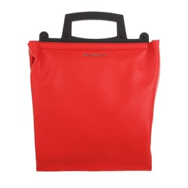 "GIVENCHY - Red calfskin ""Rave"" bag"