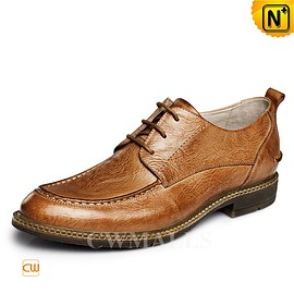 CWMALLS - CWMALLS® Mens Leather Derby Dress Shoes CW716253