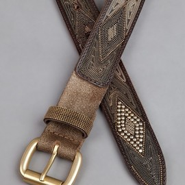 Orciani - Chain Detail Belt