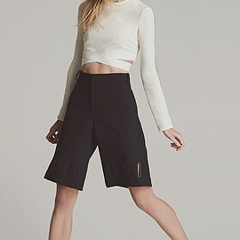 Opening Ceremony - Elizabeth and James Sedonna Crop Top