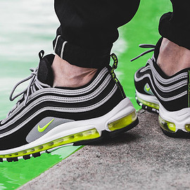 NIKE - Air Max 97 OG Japan - Black/Volt/Metallic Silver/White