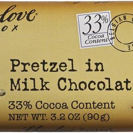 chocolove - Pretzel in Milk Chocolate