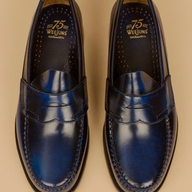 Bass Weejuns  - exclusive linwood penny loafer