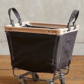 Steele Canvas Basket - 1BU Cart