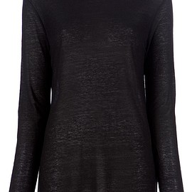 T By Alexander Wang - ロングスリーブ Tシャツ
