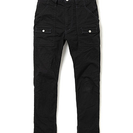 nonnative - WORKER JEANS C/P OXFORD STRETCH
